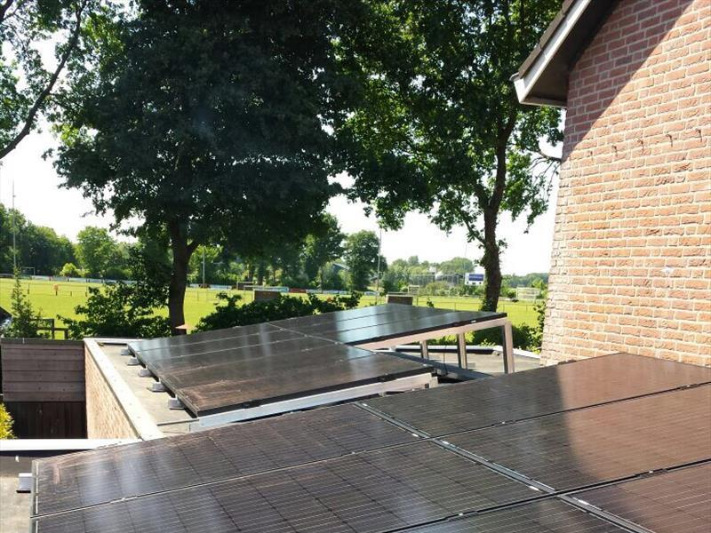 4 KW DOMESTIC PV SYSTEM IN Mariënheem 250W 8.33 SOLAR ETERNITY.