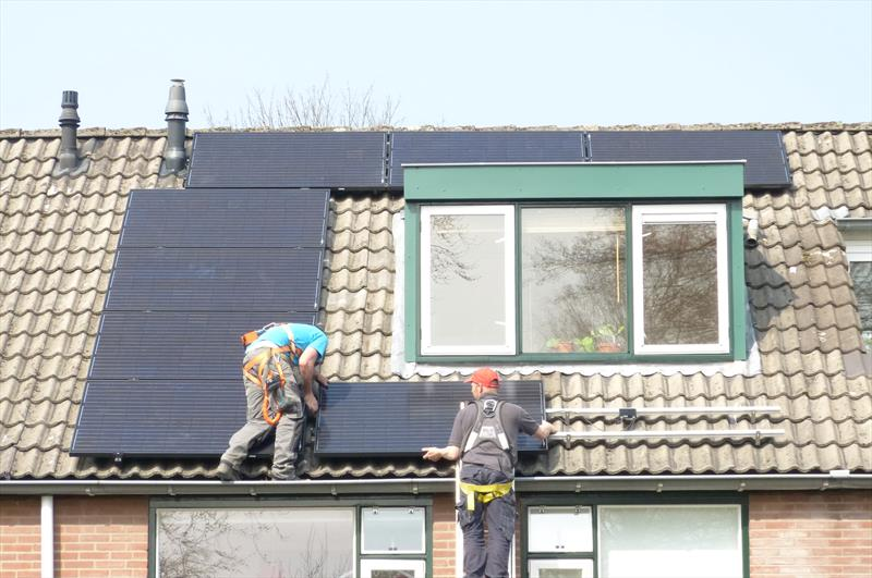 2.25 KW DOMESTIC PV SYSTEM IN UGCHELEN, 250W 8.33 SOLAR ETERNITY.