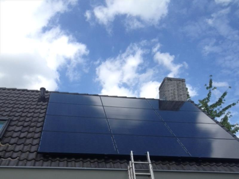 3.18 KW RESIDENTIAL PV SYSTEM IN DEVENTER , 265W 8.33 SOLAR GALLIUM.